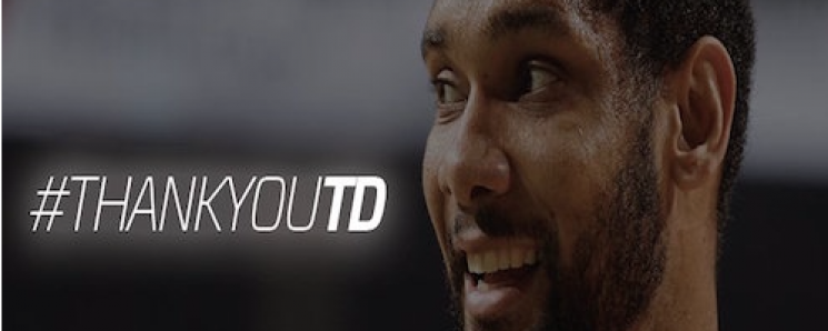 Tim Duncan: Greater Than the Game